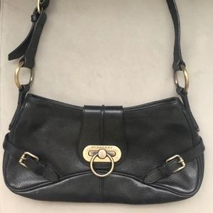 Burberry shoulder bag- used but in GREAT CONDITION